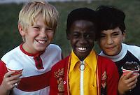 interracial kids, hispanic, african american, caucasian