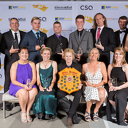 CSQ Awards Media Wall 2015