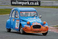 #70 Nigel HOLLIS Citroen 2CV 602 during 2CVParts.com Classic Championship as part of the BARC NW - Championship Raceday  at Oulton Park, Little Budworth, Cheshire, United Kingdom. March 19 2016. World Copyright Peter Taylor/PSP. Copy of publication required for printed pictures.  Every used picture is fee-liable.