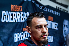 Robert Guerrero vs Aron Martinez