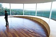 Brumadinho_MG, Brasil...Centro de Arte Contemporanea Inhotim (CACI) em Brumadinho, Minas Gerais. Na foto a galeria e obra Sound Pavilion, de Doug Aitken...The Inhotim Contemporary Art Center (CACI) in Brumadinho, Minas Gerais. In this photo the gallery and the art Sound Pavilion, of Doug Aitken.. .Foto: NIDIN SANCHES / NITRO
