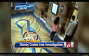 The shocking moment Disney Cruise Line dining room server, 33, 'molested girl, 11, in ship elevator'<br /> <br /> Surveillance video shows the shocking moment an 11-year-old girl was allegedly molested by a Disney cruise worker at Port Canaveral, Florida just hours before the ship set sail.<br /> Milton Braganza, a 33-year-old dining room server from Goa, India, allegedly fondled the girl's breasts and forcibly kissed her shortly after the Brazilian adolescent boarded the Disney Dream ship on August 5 with her grandmother and sister for a five-night journey to the Bahamas. <br /> Since Florida authorities were not informed, the suspect stayed aboard the ship as it set sail and has since been released by police in the Bahamas to return to his home country, angering U.S.officials. <br /> <br /> Surveillance video shows the young passenger encountering the cruise line employee at 2:54pm, near the elevators shortly after she boarded the ship. According to estimates, a five day journey on a Disney cruises costs an average of $900 per person.<br /> The girl boarded the elevator, where she said the man grabbed her breast, groped her and then kissed her, putting 'mouth on mouth,' she said according to a cruise security report.<br /> <br /> In the video, the man's back is to the camera blocking a view of the girl.<br /> She informed her grandmother of the assault and minutes later video shows the girl, her grandmother and her sister emerging from an elevator and making their way to the ship's customer service desk to report the crime.<br /> <br /> Security officers on the ship began investigating an 'inappropriate sexual act' at 3:22pm and at 4:40pm the dining room manager reviewed the video and identified the man in the footage as Milton Braganza.<br /> There are more than 1,458 employees crew members who work on the ship. <br /> The ship left the port at 5:02pm. <br /> Braganza was called to report into security at 7:50pm. <br /> Florida law enforcement were informed of the incident several hours later, on August 6. <br /> Though the crime is alleged to have occurred nine