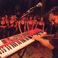 Reverend Vince Anderson and the Love Choir - August 13, 2012 - Union Pool - Brooklyn, NY
