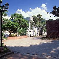 Plaza Bolivar, Trujillo, Edo. Trujillo, Venezuela.