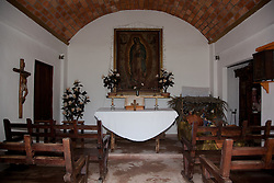 """""""Church in Mexico"""" - This old church was photographed near Puerto Vallarta, Mexico."""