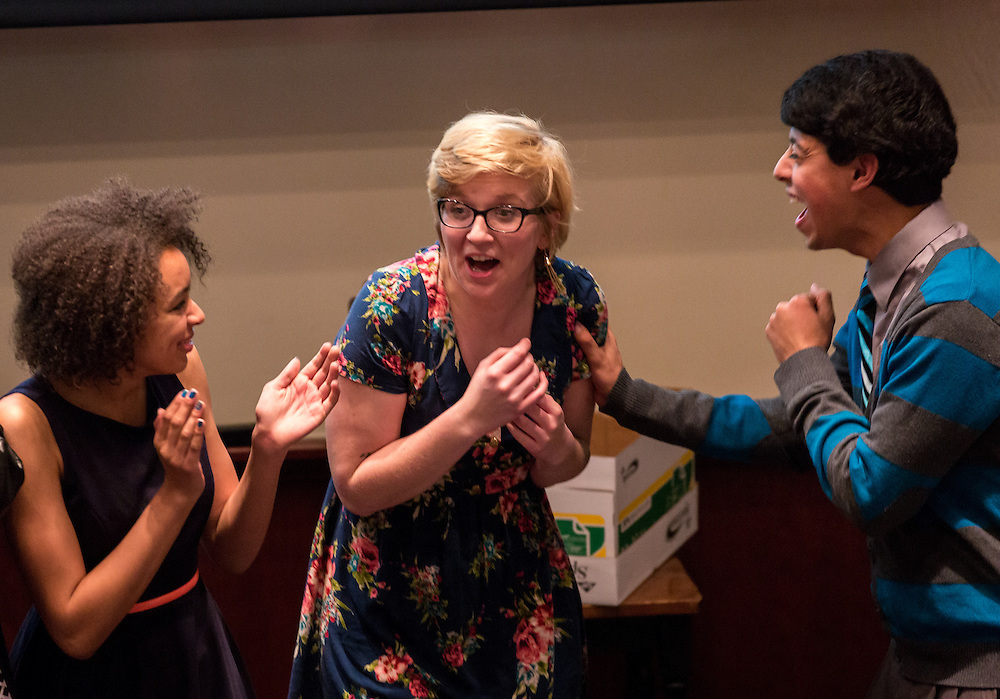 Diversity Monologues 2014 (Photo by Gonzaga University)