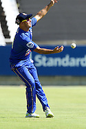 Herschelle Gibbs of The Cobras during the Standard Bank Pro20 semi final match between the Nashua Mobile Cape Cobras and the Nashua Titans held at Sahara Park Newlands in Cape Town on the 27 February 2011..Photo by Ron Gaunt/SPORTZPICS