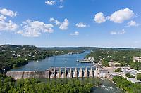 Tom Miller Dam, Colorado River, Austin, TX