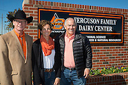 Ferguson Family Dairy Center Announcement