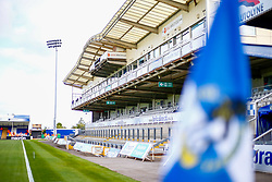 A general view of the Memorial Stadium  - Mandatory by-line: Ryan Hiscott/JMP - 14/08/2018 - FOOTBALL - Memorial Stadium - Bristol, England - Bristol Rovers v Crawley Town - Carabao Cup