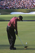 Tiger Woods <br /> 2001<br /> <br /> Picture Credit:  Mark Newcombe / www.visionsingolf.com