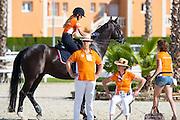 Lotte Meulendijks - MDH Ohio<br /> European Championships 2015<br /> © DigiShots