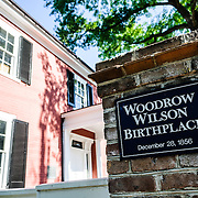 Woodrow Wilson Birthplace & Museum