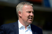 Wolverhampton Wanderers head coach Kenny Jackett during the Sky Bet Championship match between Wolverhampton Wanderers and Sheffield Wednesday at Molineux, Wolverhampton, England on 7 May 2016. Photo by Alan Franklin.