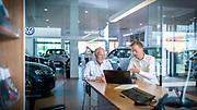 Simac Document Solutions bij autobedrijf Van den Udenhout.