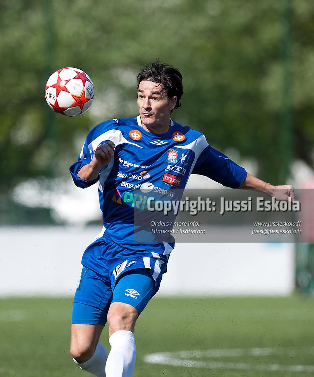 Adriano. HIFK - PS Kemi Kings. Ykkönen. Helsinki 21.5.2011. Photo: Jussi Eskola