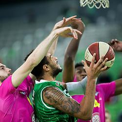 20161218: SLO, Basketball - ABA League 2016/17, KK Union Olimpija vs KK Mega Leks