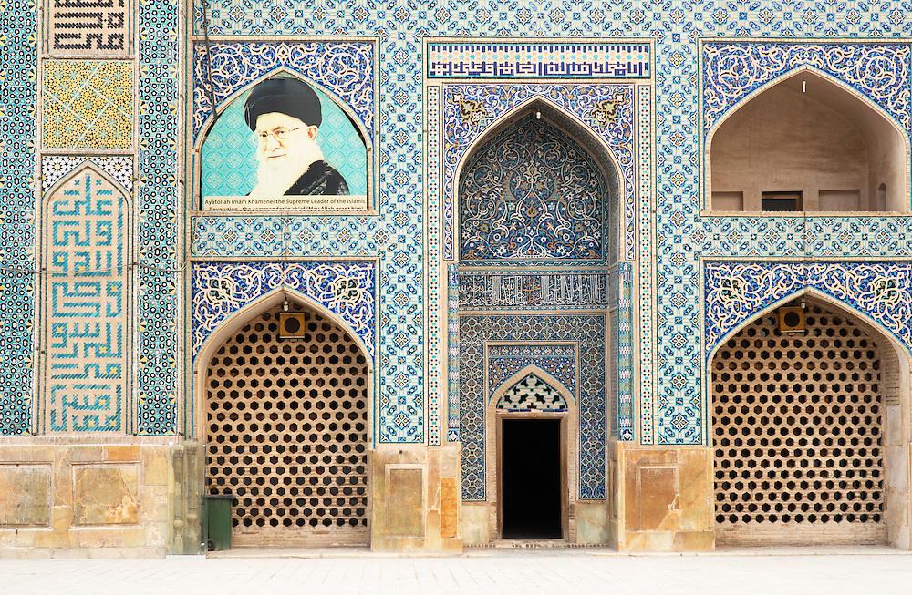 The Holy Shrine of Shah-e-Cheragh in Shiraz