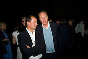 CURATOR: ACHIM BORCHARDT-HUME; NICHOLAS LOGSDAIL, Mark Rothko private view. Tate Modern. 24 September 2008 *** Local Caption *** -DO NOT ARCHIVE-© Copyright Photograph by Dafydd Jones. 248 Clapham Rd. London SW9 0PZ. Tel 0207 820 0771. www.dafjones.com.