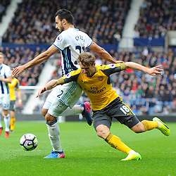 West Bromwich Albion v Arsenal | Premiership | 18 March 2017