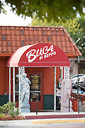 Buca Di Beppo Restaurant at Old School House Shopping Center in Claremont California