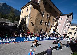 26.09.2018, Innsbruck, AUT, UCI Straßenrad WM 2018, Einzelzeitfahren, Elite, Herren, von Rattenberg nach Innsbruck (54,2 km), im Bild Wilco Kelderman (NED) in Rattenberg // Wilco Kelderman of Netherlands at Rattenberg during the men's individual time trial from Rattenberg to Innsbruck (54,2 km) of the UCI Road World Championships 2018. Innsbruck, Austria on 2018/09/26. EXPA Pictures © 2018, PhotoCredit: EXPA/ Reinhard Eisenbauer
