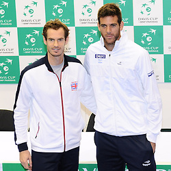 Great Britain v Argentina | Davis Cup | 15 September 2016