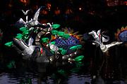 Chinese Lights Festival, Botanical Garden, Montreal, Quebec, Canada