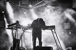 Animal Collective performs at The Treasure Island Music Festival - San Francisco, CA - 10/20/13
