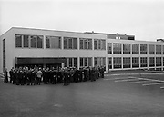 2/7/1694<br /> 7/2/1964<br /> 2 July 1964<br /> <br /> View of the new laboratories opening