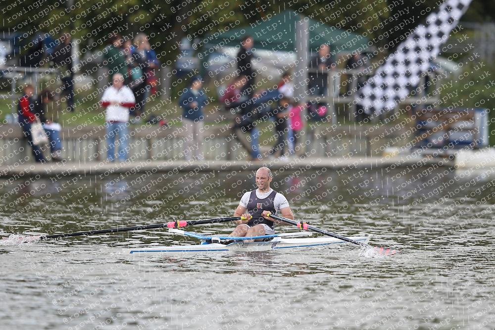 2012.09.29 Wallingford Long Distance Sculls 2012. Division 3. Elite 1x. London Rowing Club.