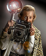Henny Johnson, 79, was the social photographer of the famed Stork Club in Manhattan from 1942-1953. Using a 4 X 5 Crown Graphic she photographed many famous celebrities and politicians including, Frank Sinatra, Jack Kennedy, Liz Taylor, Ernest Hemingway, Lucille Ball, Desi Arnez and many more. .. .....