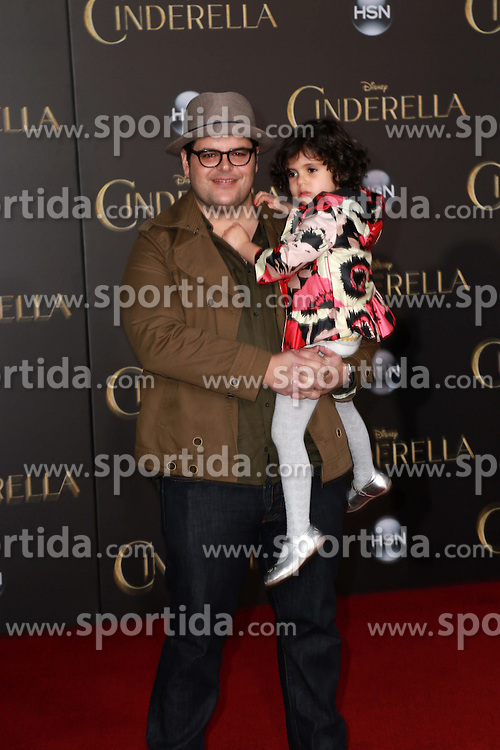 Josh Gad. EXPA Pictures &copy; 2015, PhotoCredit: EXPA/ Photoshot/ Martin Sloan<br /> <br /> *****ATTENTION - for AUT, SLO, CRO, SRB, BIH, MAZ only*****