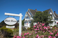 The Blair House Bed & Breakfast, Mendocino, California