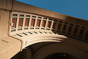 Archway at the Rowes Wharf Hotel, Boston, MA