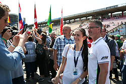 May 5, 2018 - Motorsports: DTM race Hockenheimring, Saison 2018 - 1. Event Hockenheimring, GER (Credit Image: © Hoch Zwei via ZUMA Wire)