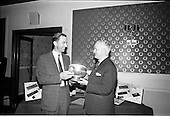 1967 - Sheaffer trophies Reception for Rosslare Golf Club at the Central Hotel, Dublin