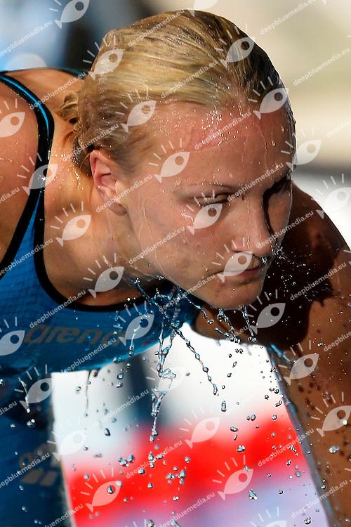 Sarah Sjostrom SWE Women's 100m Freestyle <br /> Swimming - Nuoto <br /> Barcellona 1/8/2013 Palau St Jordi <br /> Barcelona 2013 15 Fina World Championships Aquatics <br /> Foto Andrea Staccioli Insidefoto