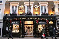 bentley and skinner shop in london