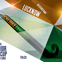 2016 Juniors World Cup men Lucknow India