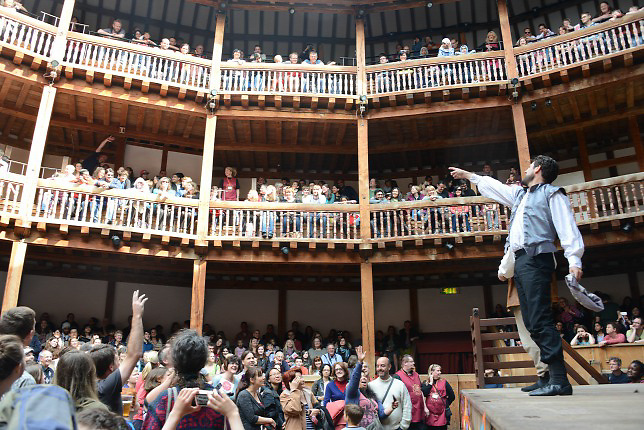 "In Press : A local council voted to William Shakespeare's ""second home as"" quoted a 16th-century reconstruction of the theater close to Liverpool Prescott.<br /> <br /> http://www.origo.hu/kultura/kotve-fuzve/20160423-shakespeare.html"