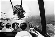 Nederland, Nijmegen, 1-7-1981<br /> Zweefvliegen boven het rijk van nijmegen.<br /> Foto: Flip Franssen/Hollandse Hoogte