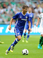 Oscar of Chelsea during the pre season friendly match at Weserstadion, Bremen, Germany.<br /> Picture by EXPA Pictures/Focus Images Ltd 07814482222<br /> 07/08/2016<br /> *** UK &amp; IRELAND ONLY ***<br /> EXPA-EIB-160807-0224.jpg