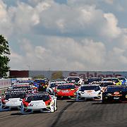 Round 5 Race