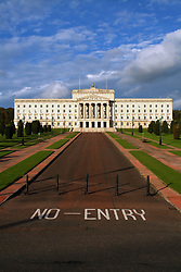 July 21, 2019 - Stormont, Belfast, County Antrim, Ireland (Credit Image: © Peter Zoeller/Design Pics via ZUMA Wire)
