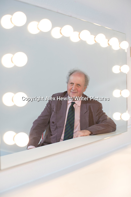 Alexander McCall Smith, African born Scottish writer. Photographed at the New Books event at Winchester Guildhall. 6th February 2014<br /> <br /> Picture by Alex Hewitt/Writer Pictures<br /> <br /> World Rights