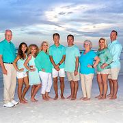 Adamczyk Family Beach Photos
