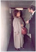 David Kirke and Tina Turner. 1983 The Dangerous Sports Club© Copyright Photograph by Dafydd Jones 66 Stockwell Park Rd. London SW9 0DA Tel 020 7733 0108 www.dafjones.com