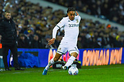 Leeds United forward Helder Costa (17) during the EFL Sky Bet Championship match between Leeds United and Hull City at Elland Road, Leeds, England on 10 December 2019.