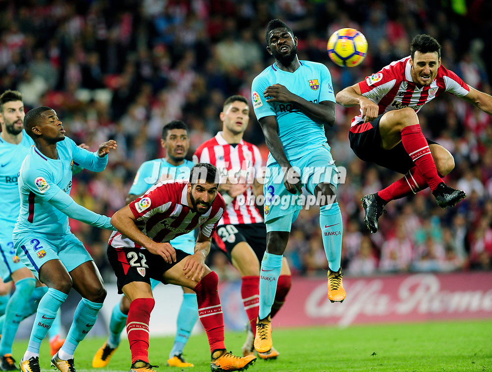 ATHLETIC CLUB DE BILBAO-BARCELONA<br /> PARTIDO